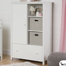 Cotton Candy Armoire by South Shore