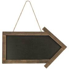 Hanging Arrow Chalkboard