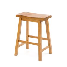 "Bates 24"" Bar Stool (Set of 2)"