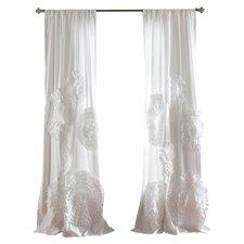 Lazerte Light-Filtering Single Curtain Panel