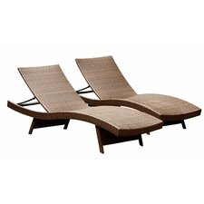 Battista Chaise Lounge (Set of 2)