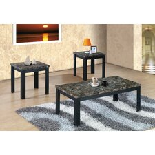 3 Piece Coffee Table Set by Best Quality Furniture  sc 1 th 225 & 3 Piece Coffee Table Set by Best Quality Furniture Lowest Price.