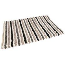 California Stripe Bath Mat