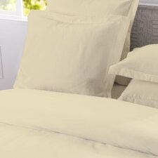 DreamSpace Diamond Matelasse Tailored Sham (Set of 2)