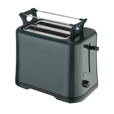 Design-Toaster 2 Scheiben 700 W Dunkelgrün