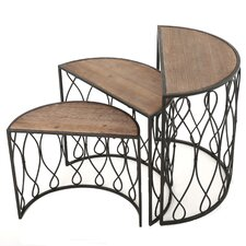 3 Piece Nesting Tables by Home Loft Concepts