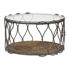 Hidden Treasures Coffee Table by Hammary