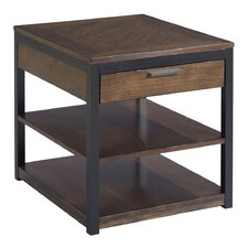 Franklin End Table by Hammary