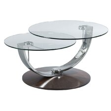 Pivot Coffee Table by Hammary