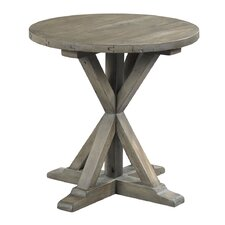 Reclamation Place End Table by Hammary