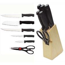 7 Piece Knife Set