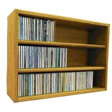 Multimedia Storage Rack