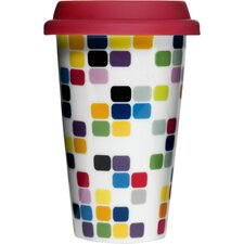 Pix Take Away 8.5 oz. Mug (Set of 2)