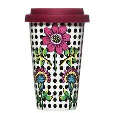 Bloom Take Away 8.5 oz. Mug (Set of 2)