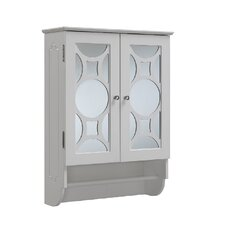 23.6 W x 32 H Wall Mounted Cabinet by RunFine Group