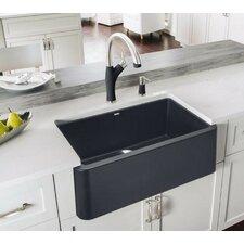 """Ikon 29.32"""" x 18.25"""" Kitchen Sink"""