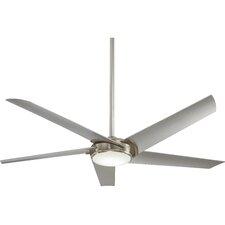 """60"""" Raptor 5-Blade Ceiling Fan"""