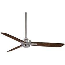 """52"""" Rudolph 3-Blade Ceiling Fan"""
