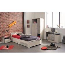Pombal Storage Panel Bedroom Set