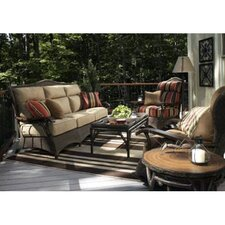 Chatham Run 5 Piece Deep Seating Group with Cushions