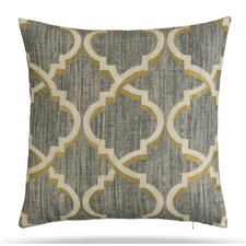 Louis Throw Pillow by Grouchy Goose