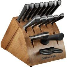Katana Series Cutlery 18 Piece Knife Block Set