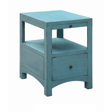 Scholtz End Table by Bay Isle Home
