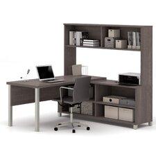 Ariana 3-Piece L-Shape Desk Office Suite