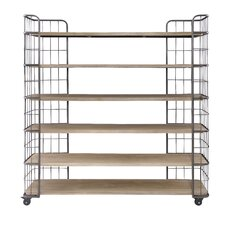 Rena 75 Etagere Bookcase by 17 Stories