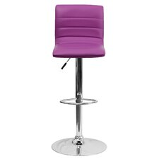 Clay Adjustable Height Swivel Bar Stool by Wade Logan®