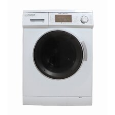 Equator 1.57 cu.ft. Compact Convertible Super Combo Washer with Venting/Condensing Drying