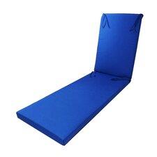 Outdoor Sunbrella Chaise Lounge Cushion