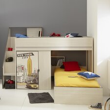 Picon Super King L-Shaped Bunk Bed