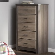Lawson 5 Drawer Chest by Andover Mills