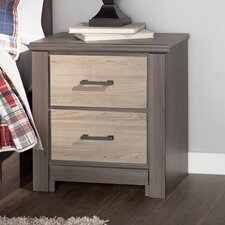 Lawson 2 Drawer Nightstand by Andover Mills