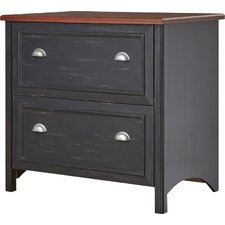 Carroll 2 Drawer Accent Chest by Darby Home Co