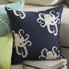 Octopoda Throw Pillow