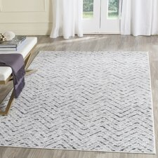 Schacher Ivory/Charcoal Area Rug