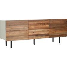 Low 6 Drawer Dresser