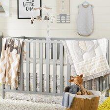 Naturi 4 Piece Crib Bedding Set