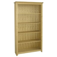 Broderick Tall Wide 177cm Standard Bookcase