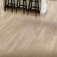 "5"" Engineered Birch Hardwood Flooring in Driftscape White"
