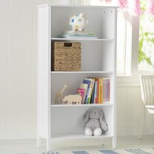 Randi 4-Tier 52 Standard Bookcase by Viv + Rae