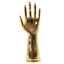 '5' Hand Gesture Sculpture