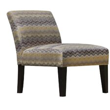 Wow Pottery Armless Living Room Slipper Chair by Grafton Home