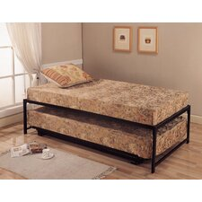 Holbrook Twin Platform Bed with Pop Up