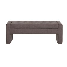 Chandra Upholstered Storage Bedroom Bench by Latitude Run