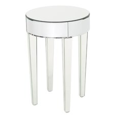 Axel Mirrored End Table by House of Hampton®