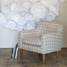 Chelsea Retro Arm Chair by Latitude Run