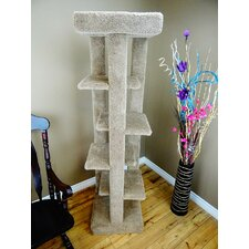 "Five Level 70"" Cat Tree"